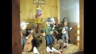 Jack Britt's Country Geehaw! Animation