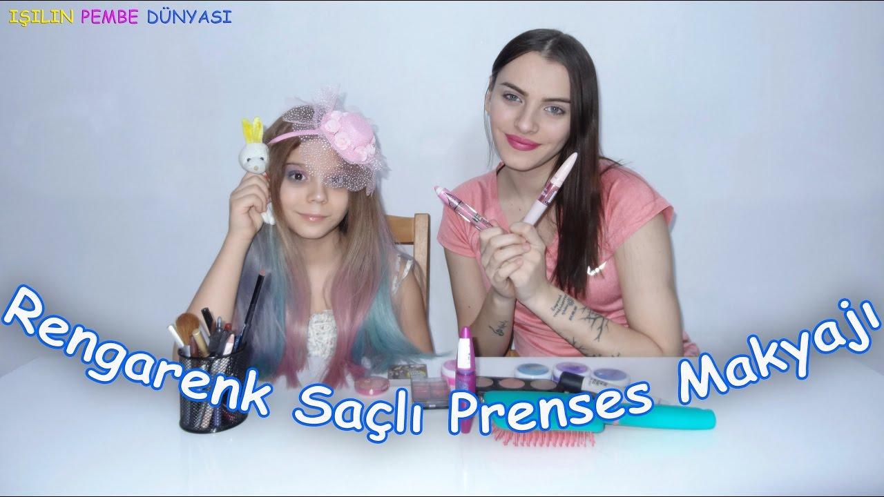 Prenses Makyajı Nasıl Yapılır