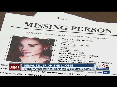 Does Indianapolis have a serial killer on the loose?
