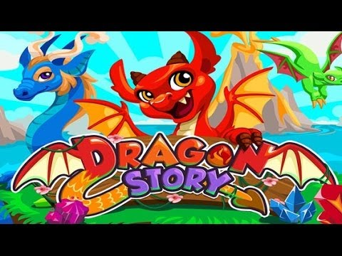 Dragon Story - Trailer HD (Download game for Android & Iphone/ipad)