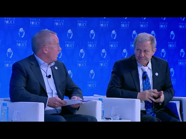 WPC 2019 - Plenary session 8: Cyber powers and the cyber threat