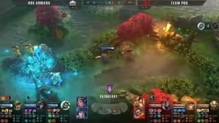 ROX Armada vs Team pQq  EA Vainglory8 Summer Season - S1W3