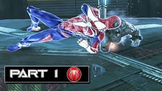 Spider-man PS4 Part 1 Suit Full Story Walkthrough - The Amazing Spider-man (PC) MOD