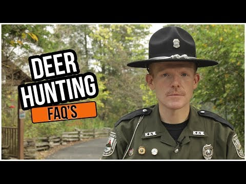 Deer Hunting FAQs