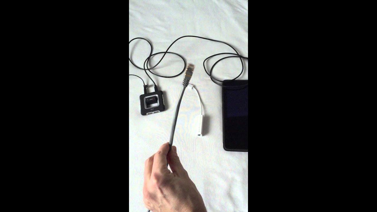 ipad ipod oder iphone verkabelt online benutzen ohne. Black Bedroom Furniture Sets. Home Design Ideas