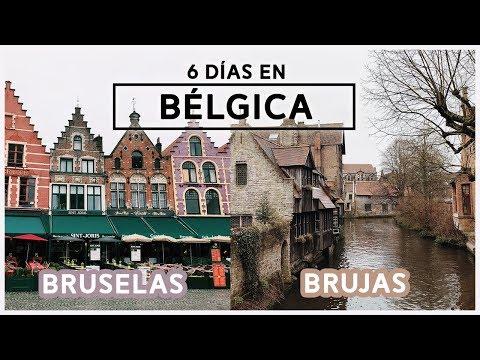GUÍA PARA BÉLGICA I: Bruselas & Brujas🇧🇪(BAJO COSTE) - Lugares, tips y comida
