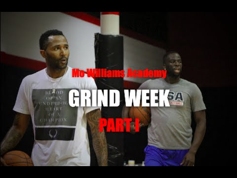 2015 Mo Williams Academy Grind Week Pt I