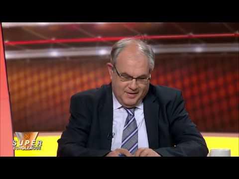 Post Game Show Super Euroleague Παναθηναϊκός ΟΠΑΠ - ΤΣΣΚΑ, Πέμπτη 05/03