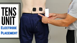 TENS Unit for Low Back and Sciatic Pain (Electrode Placement) screenshot 5