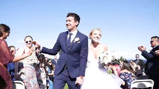 Alex and John's Wedding Day!