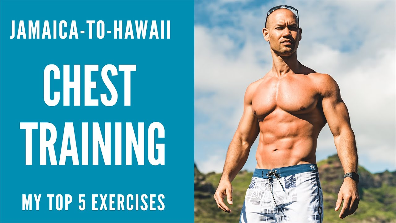 Perfect Chest Workout | Top 5 Chest Exercises For