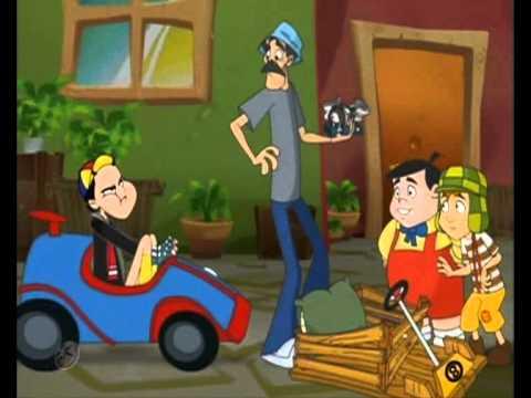 El Chavo Animado ''El Gran Premio De La Vecindad''