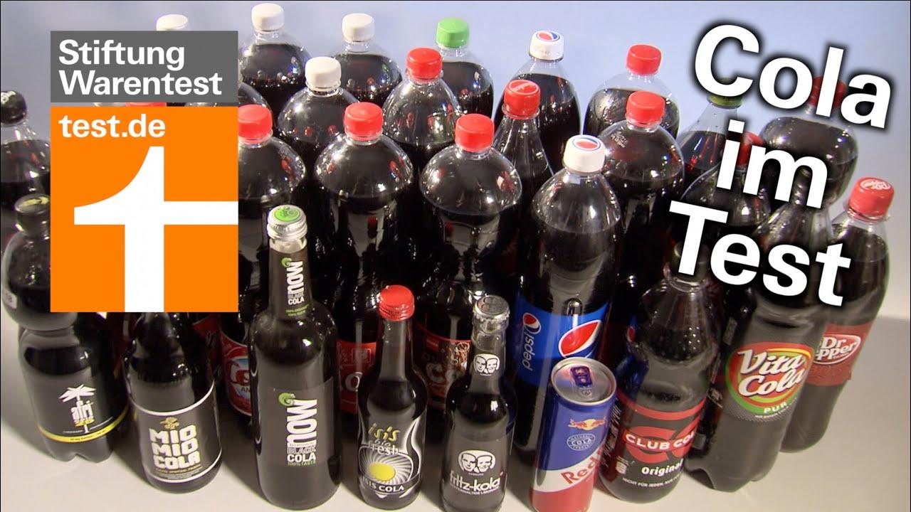 test cola schadstoffe gefunden youtube. Black Bedroom Furniture Sets. Home Design Ideas