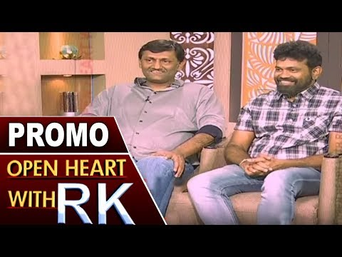 Rangasthalam Director Sukumar And Producer Naveen Open Heart With RK   Promo   ABN Telugu