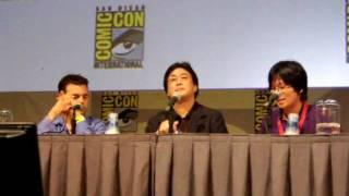 Thirst panel @ Comic Con