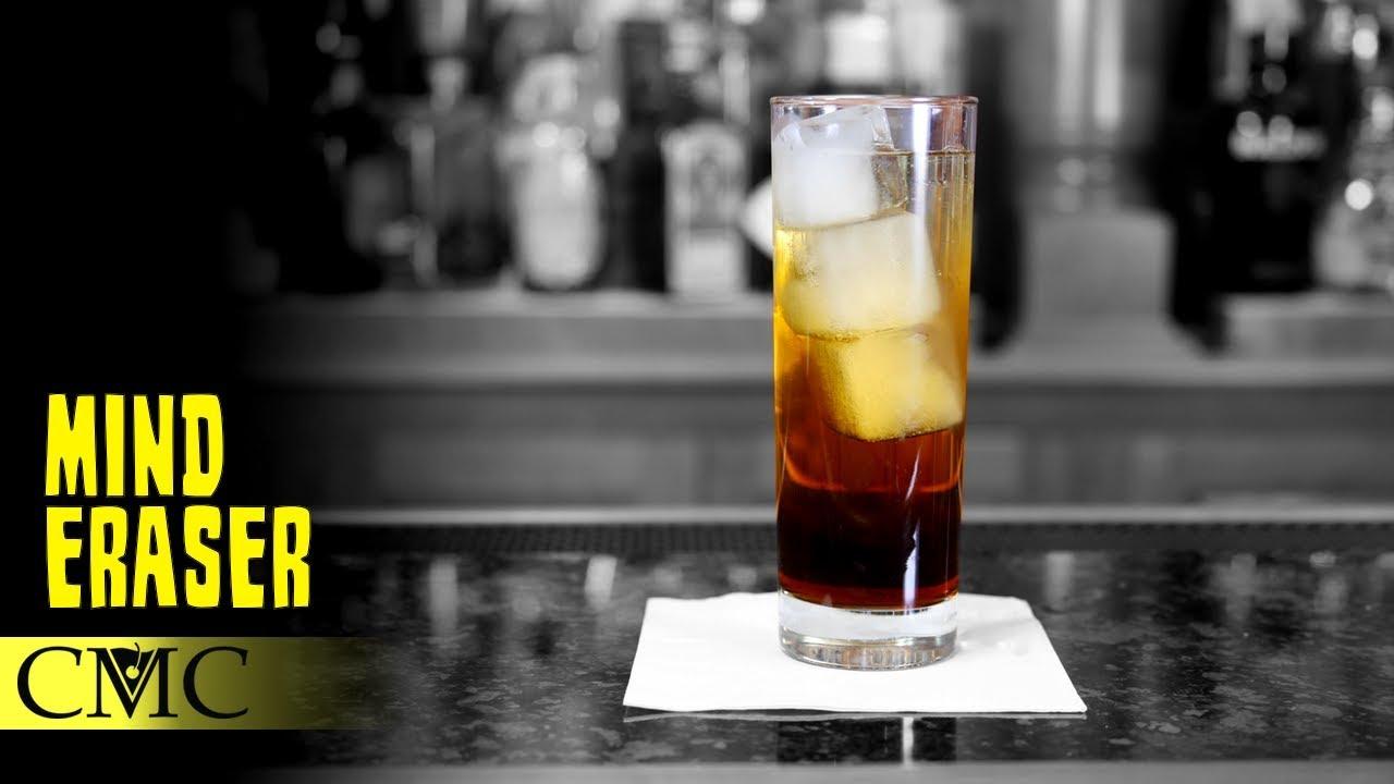 😱 How To Make The Mind Eraser Cocktail