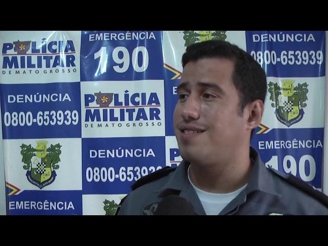 Polícia Militar completa uma semana de fiscalizações e orientações no trânsito de Confresa