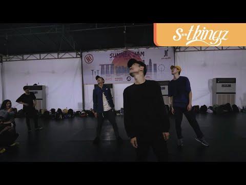 S**t Kingz WS In Singapore  - Pop Virus/Gen Hoshino