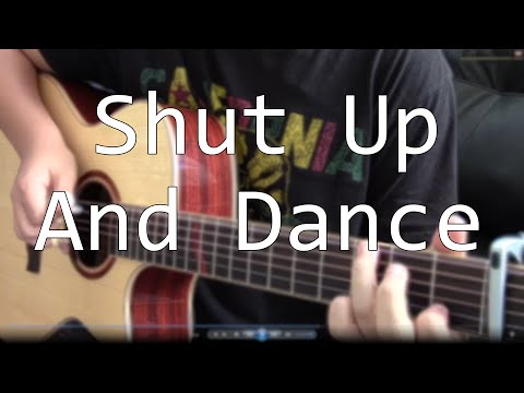 (Walk The Moon) Shut Up And Dance - Fingerstyle Guitar Cover [TABS]