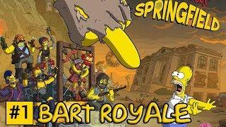 Simpsons Springfield Bart Royale Tipps Guide [Deutsch / German]