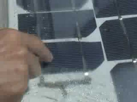Saving Energy with Solar Power : Using Homemade Solar Panels