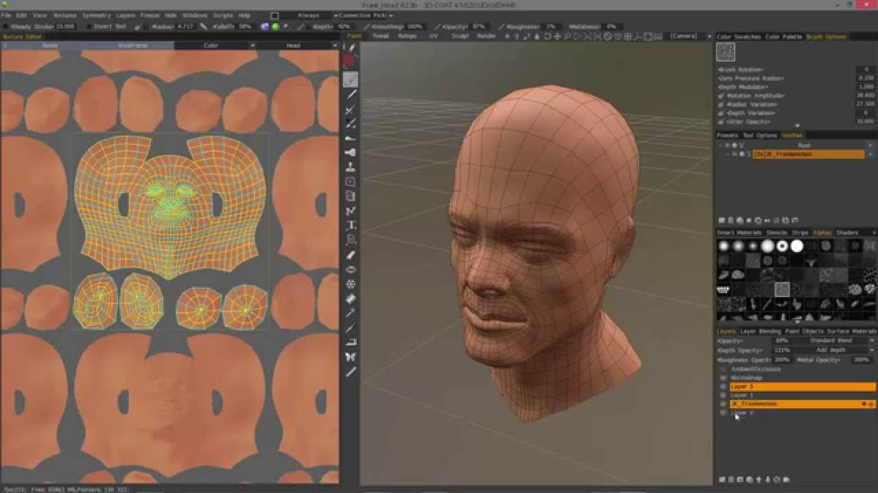 Top 8 of the best Sculpting software for 3D modeling