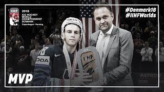 MVP - Patrick Kane | #IIHFWorlds 2018