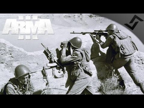 IED & Mujahideen Towns - ARMA 3 - Zeus Gameplay - Soviet-Afghan War