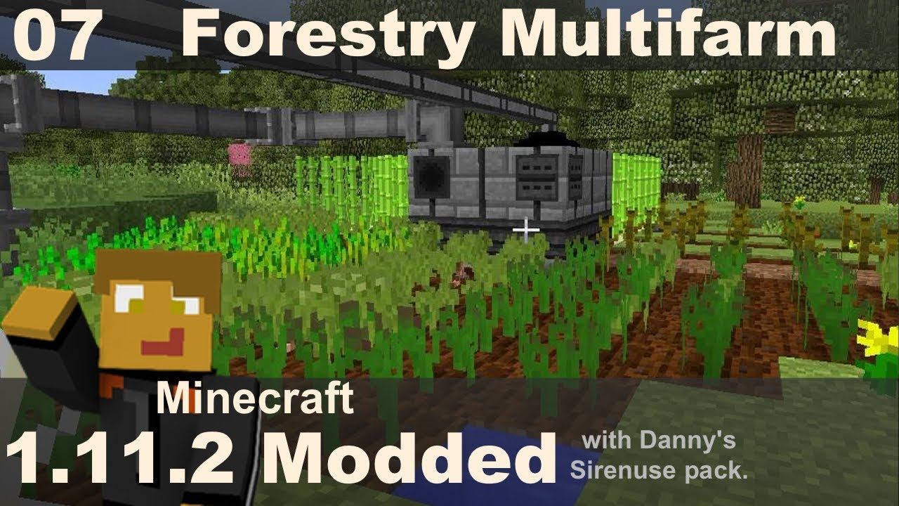 Forestry Tutorial