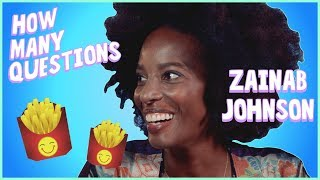 Zainab Johnson Explains What It's Like to Be Beautiful - How Many Questions