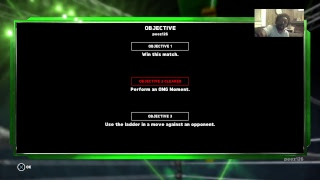 Ready for that MONEY IN THE BANK (WWE 2K18 pt8)