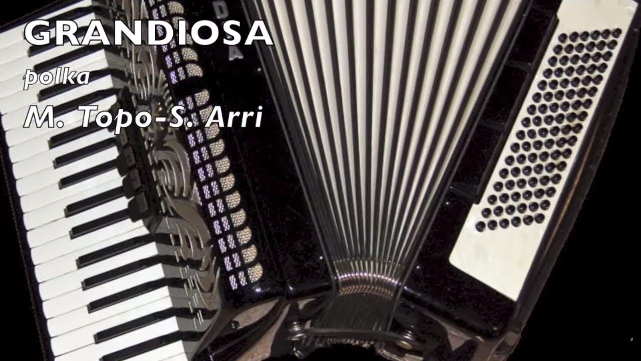 Polka Da Sala.Grandiosa Polka Romagnola Da Sala Ballo Liscio Balera Chords