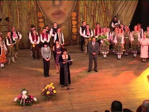 Todor Bekirski 45 years of folklore  art work choreography concert ensemble Pirin part 5