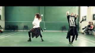 Usher - Good Kisser Choreography