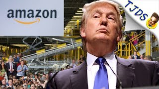 Trump Nails Bezos & Amazon On Corruption
