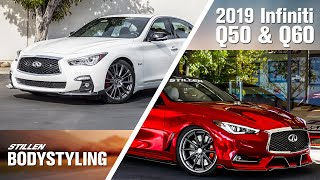 homepage tile video photo for 2019 Infiniti Q50 & Q60 Body Styling | STILLEN®