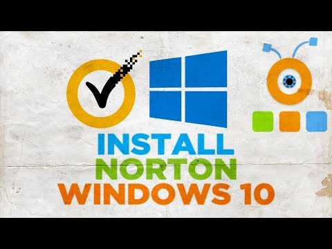 How To Install Norton In Windows 10