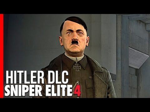 Sniper Elite 4 Hitler DLC ● Wir töten Adolf Hitler