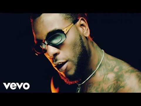 Burna Boy - Rock Your Body