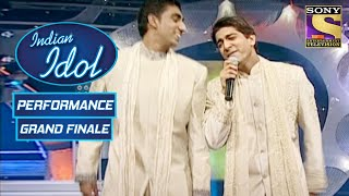 Finalists का एक दमदार Performance | Indian Idol Season 2 | Grand Finale
