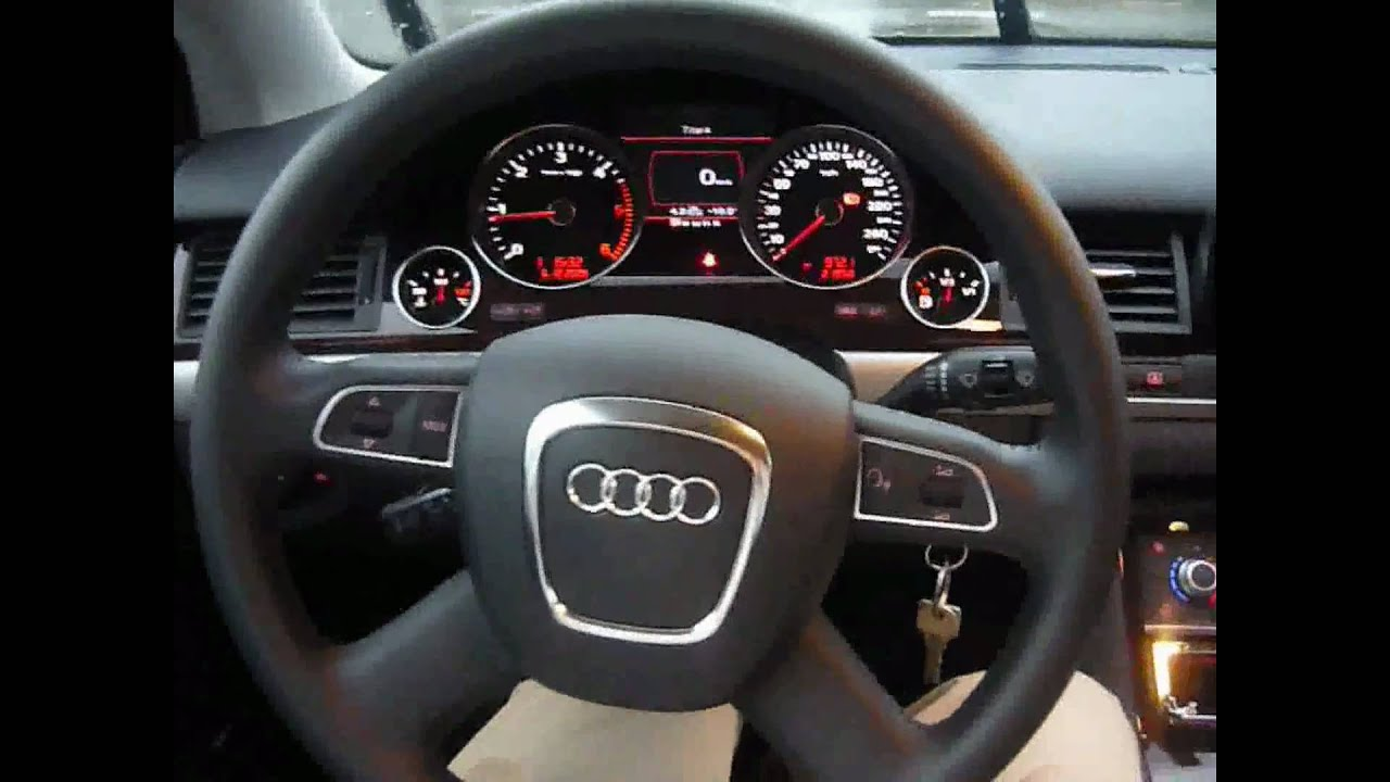 Kekurangan Audi A8 2009 Spesifikasi