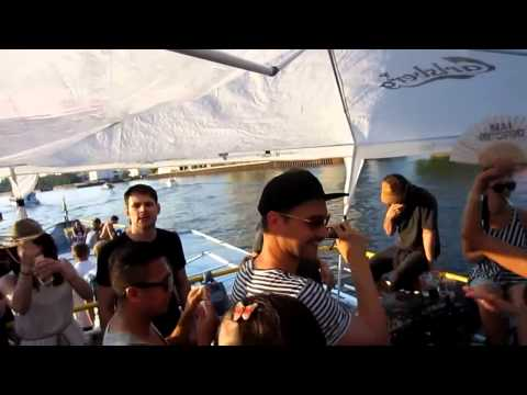 DJ T   Wilde Boot Beats & Boats Berlin