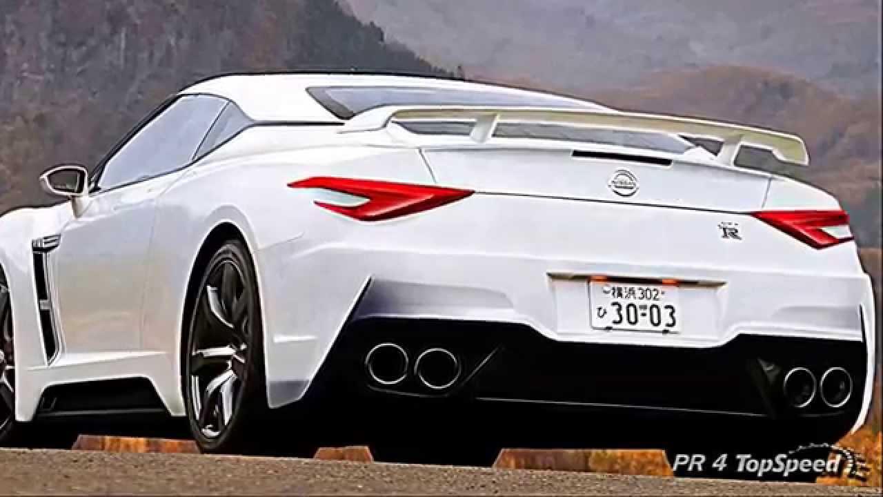 2016 Nissan Skyline >> PRÉVIA Novo Nissan GT-R R36 Hybrid Godzilla 2016 600 cv ...