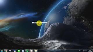 วิธีทำ Desktop ให้ขยับได้ ง่ายๆด้วยโปรแกรม dreamsceneseven [Windows7]