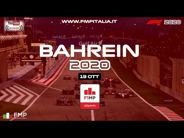 F1MP | #2 BAHREIN GRAND PRIX| FMP ITALIA