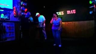 Doris karaoke queen!
