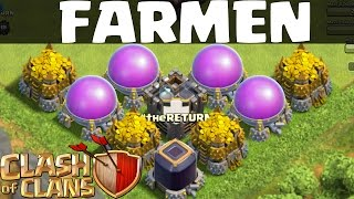 FARMEN - TIPPS, TRICKS & STRATEGIEN || CLASH OF CLANS || Let's Play CoC [Deutsch/German HD]