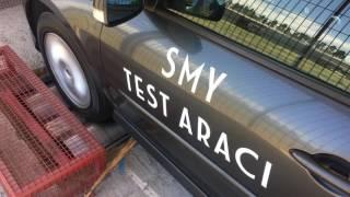 Smy Test Aracı / Smy Test Vehicle