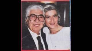 Lucia Bramieri ricorda il marito Cesare Bramieri figlio di Gino con una Medium