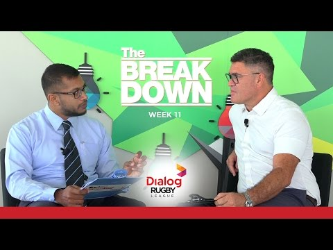 The Breakdown – Mighty soldiers overcome the below par CR&FC